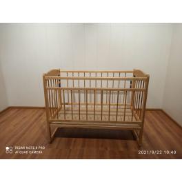 """Детская кроватка """"Ладушка-качалка"""" уценка"""