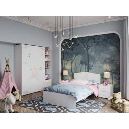 """Детская спальня """"Сказка"""" Комплектация 1"""