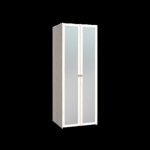 Бриз 54 Шкаф для одежды + ФАСАД Зеркало + Зеркало