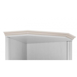 Карниз (комплект) Шкаф для одежды угловой М04