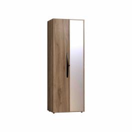 NATURE/Натур 54 Шкаф для одежды + ФАСАД Стандарт + Зеркало