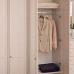 PAOLA 54 Шкаф для одежды + ФАСАД Зеркало  + Стандарт