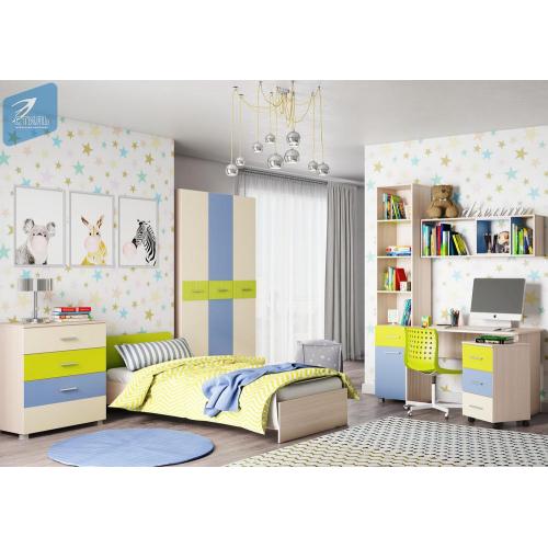"""Детская спальня """"Лайк"""" Комплектация 3"""