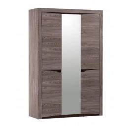 """Шкаф для одежды со штангой 33.02 """"Лючия"""""""