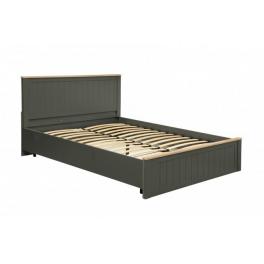 Кровать 37.24 - 01 ПРОВАНС (1400) с ортопедическим основанием