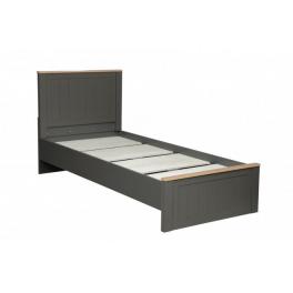 Кровать односпальная 37.22 ПРОВАНС с настилом