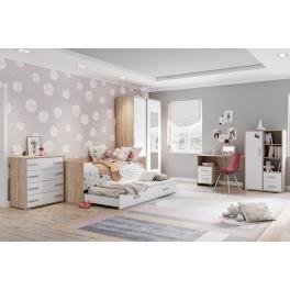 """Детская спальня """"Бланка"""" Композиция 2"""