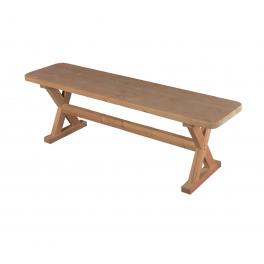 Скамья деревянная (без покрытия)