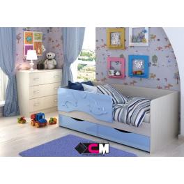 """Кровать детская """"Алиса"""" 1.6"""